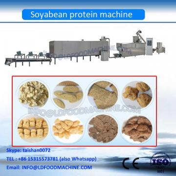Authentic Suppliers of TVP Textured Soya Protein Food machinery