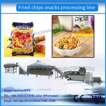 crisp Snacks Nachos chips production machinery