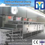 microbial Microwave organic fertilizer dryer and sterilization