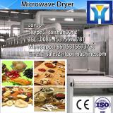 goji berry Microwave dryer CE approved