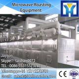 high quality microwave ginger dry/dehydration and sterilizer equipment