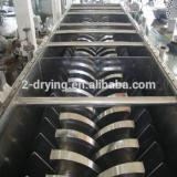 paddle dryer used for the cooling of powder