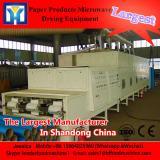 Black tea leaves / powder fast dryer/sterilizer big capacity with CE certificate