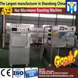 stainless steel pecan/penut/chestnut belt type baking/roasting machine