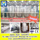 Stainless Steel Corn Germ Oil Refinery Plant