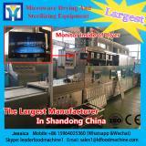 Green tea, mulberry tea leaf dryer/sterilizer fast drying big output