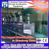 Industrial tunnel type microwave LD and sterilizer machine for gelatin