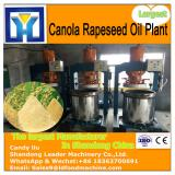 the newest technology soybean oil refined machine with ISO9001