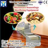 low consumption continuous microwave drier for bupleurum falcatum/sterilizing machine