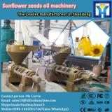 Sunflower seed edible oil refinery plant