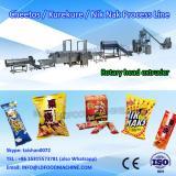 frying kurkure snacks food extruder make machinery processing line