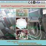 oil drilling pregelatinized modified corn tapioca starch extruder production line industrial  equipment