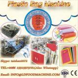 Full Auto Four-line Plastic T-shirt Bag machinery